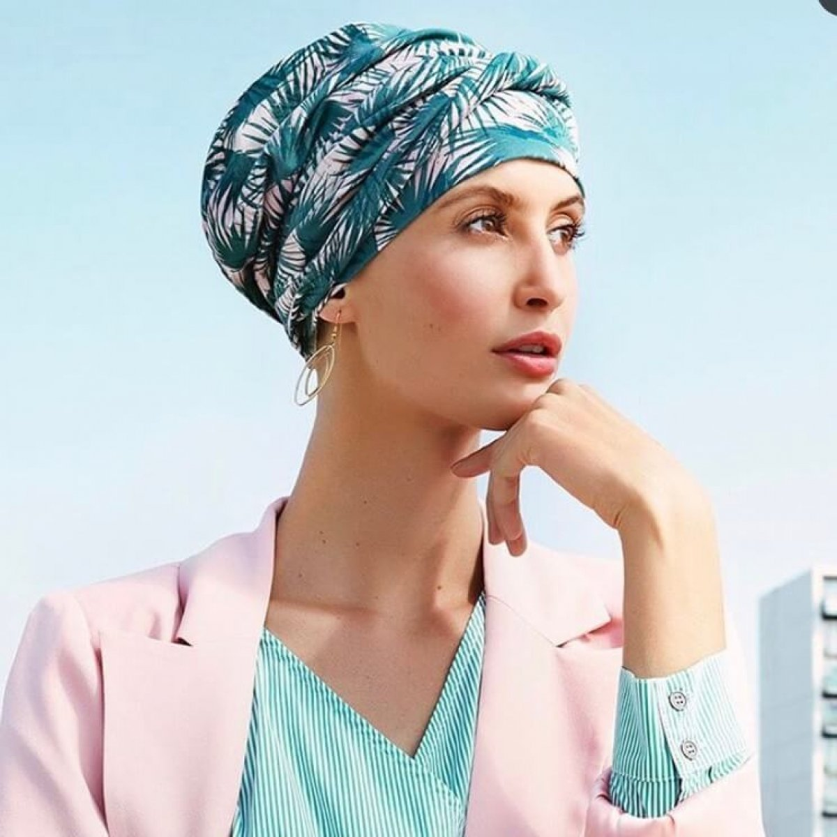 turban chimiothérapie tropical
