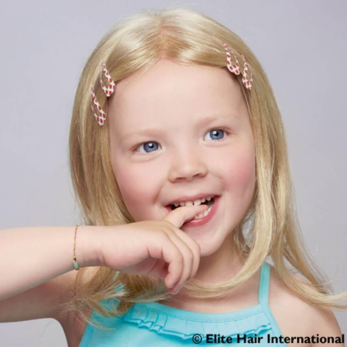 Elite Kid, la première chevelure conçue pour des enfants