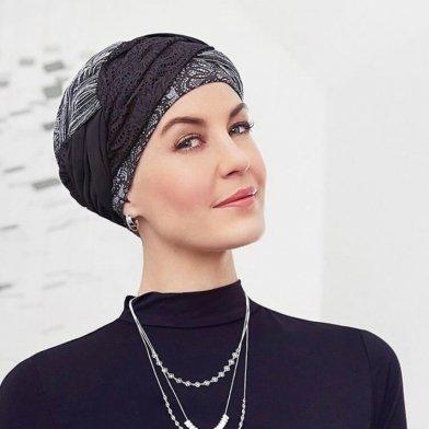 Bonnet et foulard chimiothérapie à Nantes