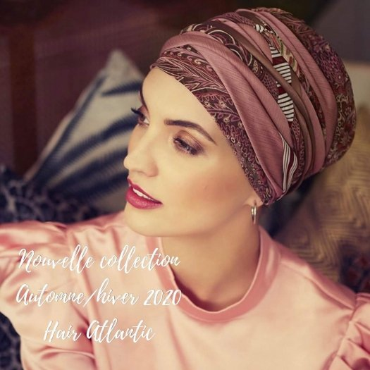 Collection turbans automne hiver 2020 2021