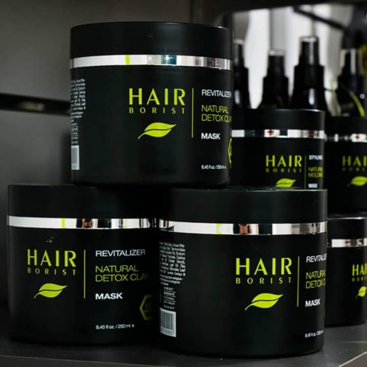 Soin des cheveux Naturellement Bio
